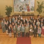 FIS/ASSINSEL Congress delegates: Oostende, Belgium, 1994