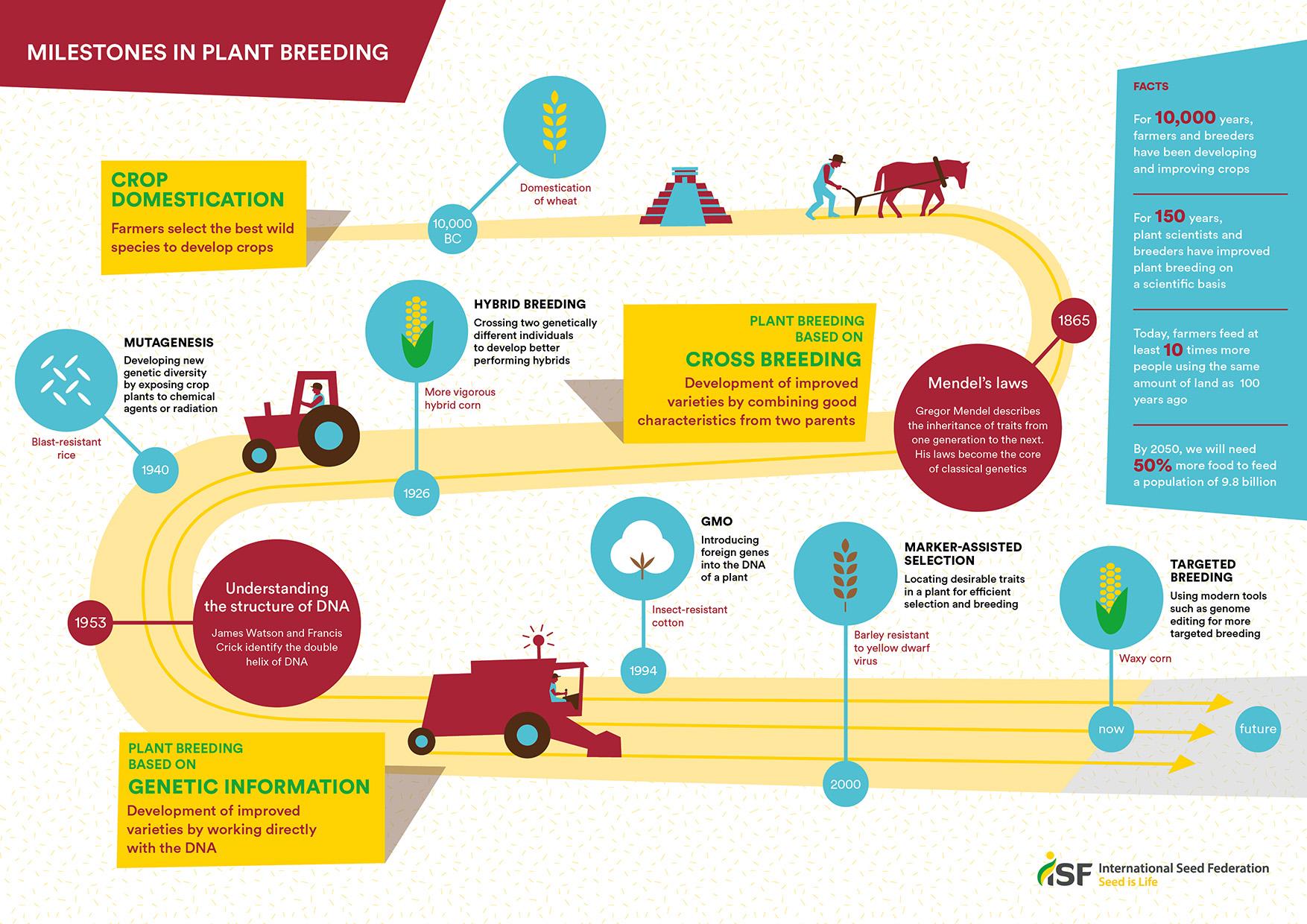Plant Breeding Innovation – International Seed Federation