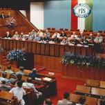 FIS/ASSINSEL Congress auditorium: Budapest, Hungary, 1983