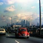 Manhattan Bridge, USA, 1968